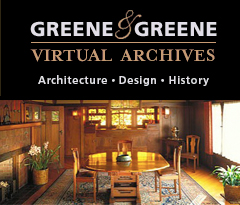 Greene & Greene Virtual Archives