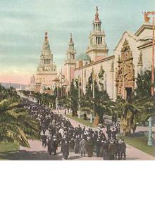1915 Worlds Fairs