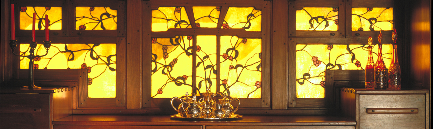 gamble-house-dining-window