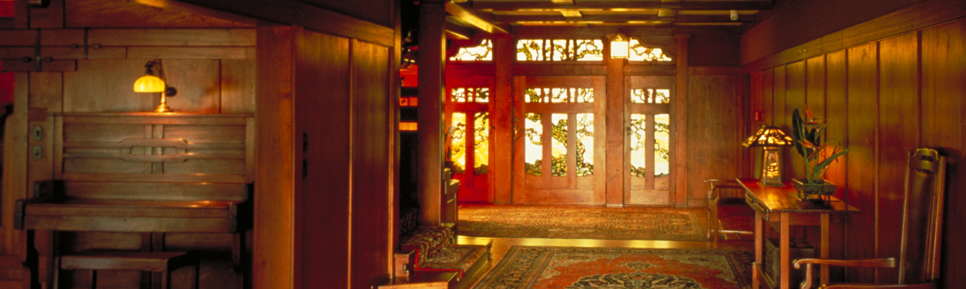 gamble-house-entry-hall