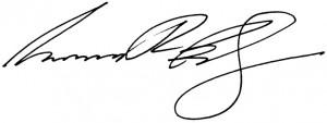 ted signature