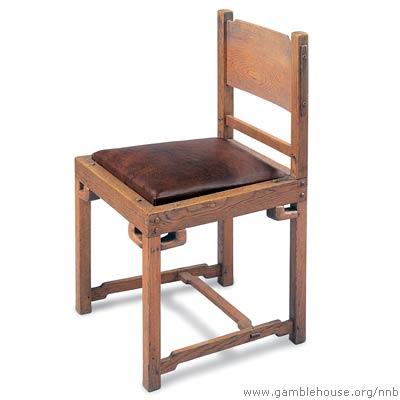 Adelaide A. Tichenor Desk chair