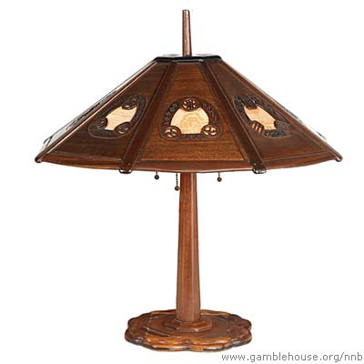Robert R. Blacker Lamp base
