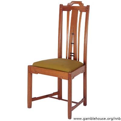 David B. Gamble Desk chair