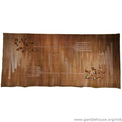 David B. Gamble Living room rug