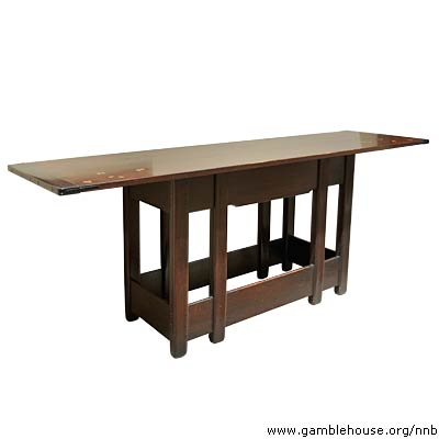 Freeman Ford Dining room serving table
