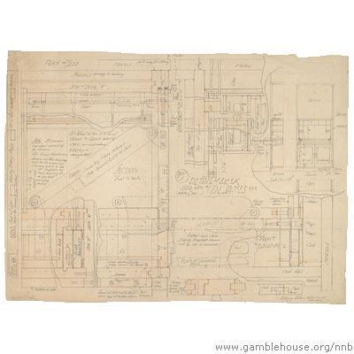 D.L. James design for bedroom desk