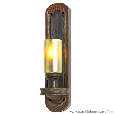 Carrie Whitworth Wall sconce