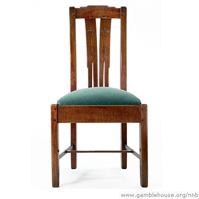 Robert R. Blacker Bedroom side chair