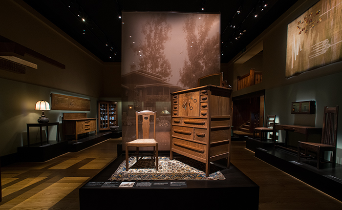 Greene & Greene Permanent Exhibition at the Huntington | Gamble House