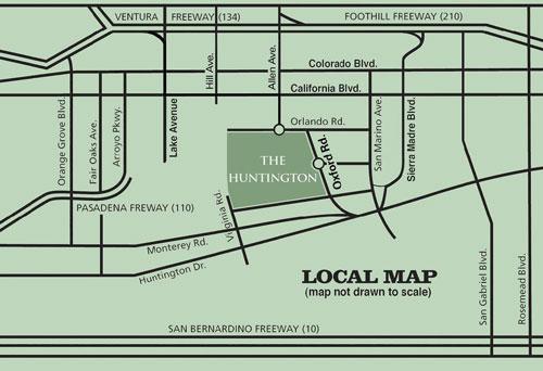 huntington-local-map