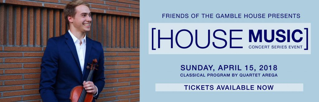 Upcoming events gamble house for Orchestral house music