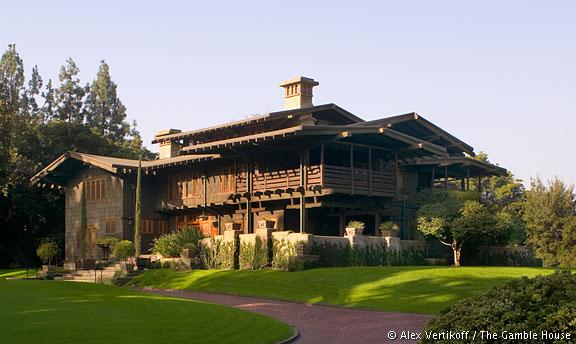 Gamble house california hotted gamble