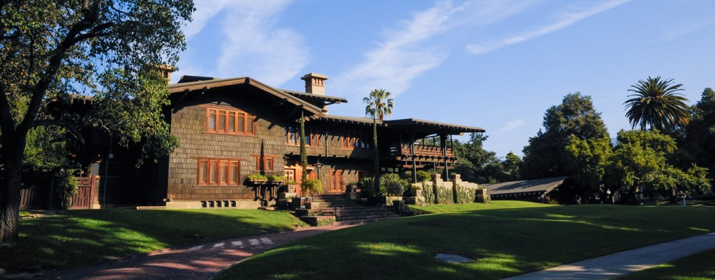 Mission Statement Gamble House