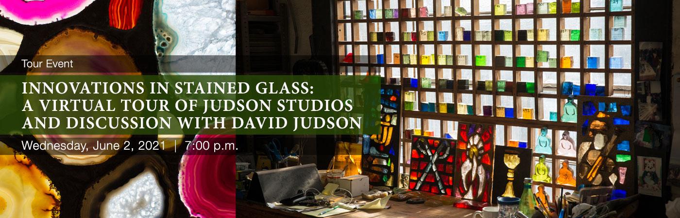 Judson Studios Virtual Tour